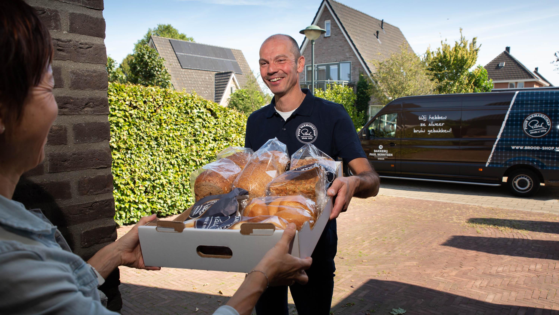 Online brood bestellen is heel eenvoudig bij de Brood-shop.